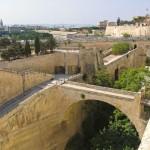 Panorama of Valetta